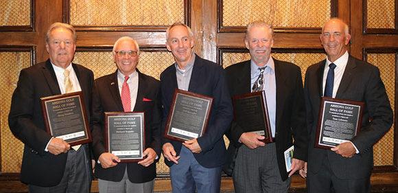 AAA Award Recipients